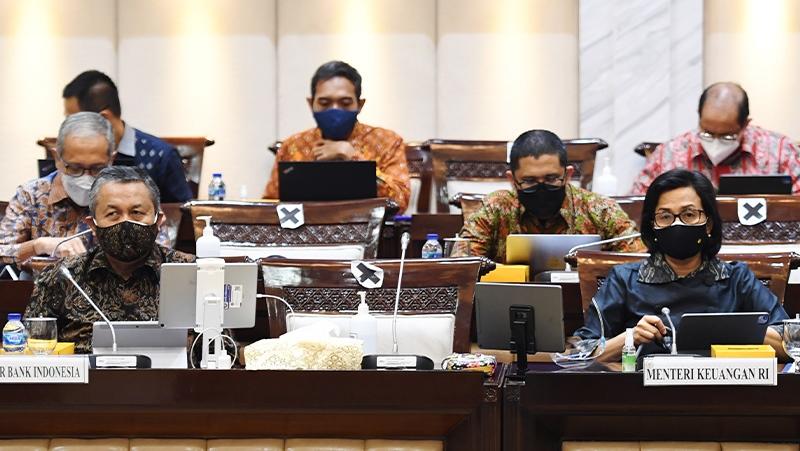 DPR Setujui Asumsi Dasar Ekonomi Makro dan Target Pembangunan KEM PPKF 2022