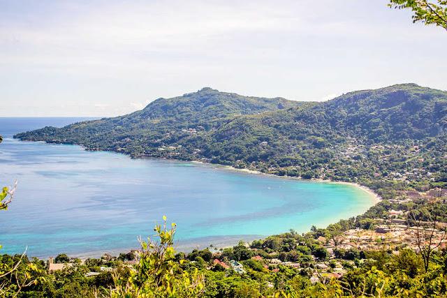 Beau Vallon Bay Mahe Seychelles