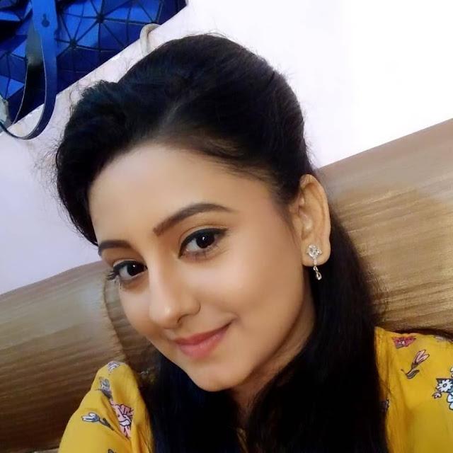 Srabani Bhunia Selfie