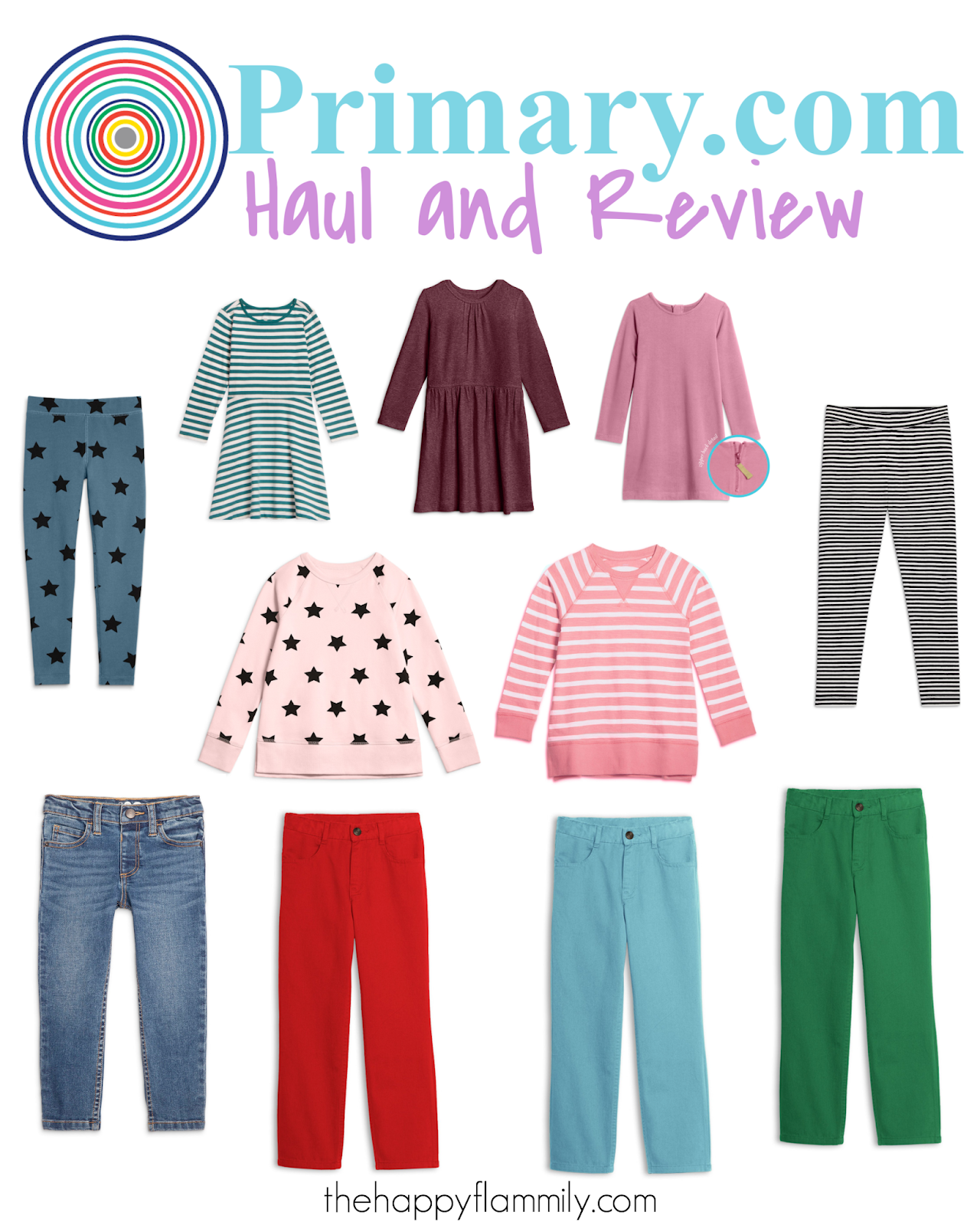 primary.com clothing review. Haul of primary.com clothing. Ethical fashion for kids. Ethical fashion brands for children.
