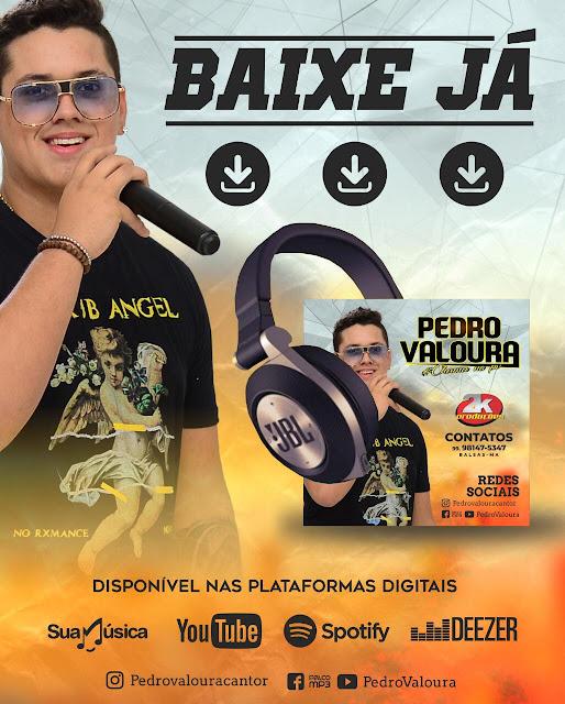 BAIXAR NOVO CD - PEDRO VALOURA 2019