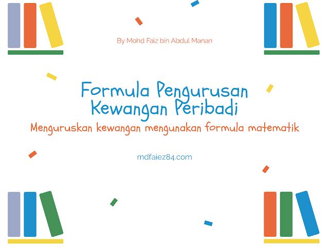 Formula Pengurusan Kewangan Peribadi