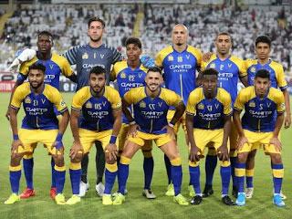 Al-Nasr's next match in the 2019 AFC Champions League quarter-finals