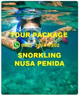 Paket Snorkeling Nusa Penida