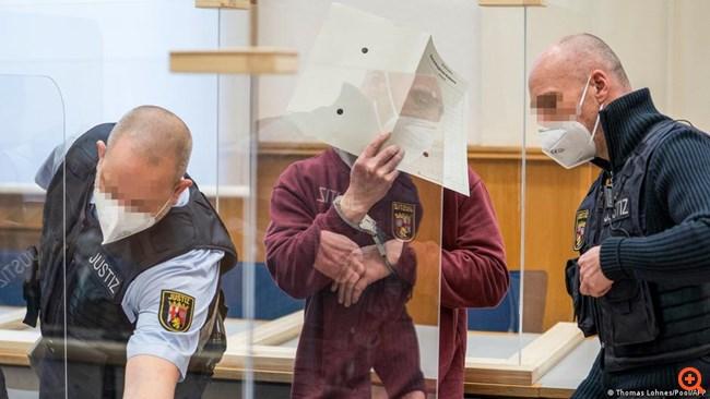 Καταδίκη Σύρου πράκτορα στη Γερμανία