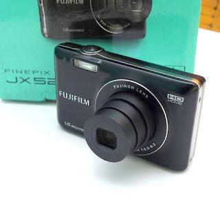 Fujifilm JX520 Bekas