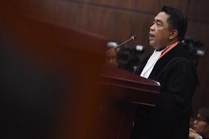 Sumbangan Kampanye Jokowi Rp19,5 M, Tim Hukum Sebut Salah Input Data