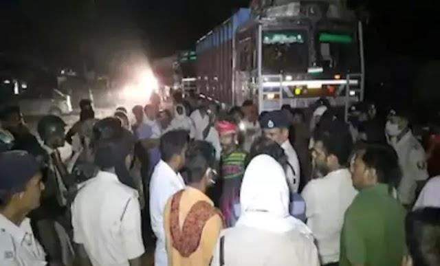 बिहार न्यूज़: आरा में बिजली मिस्त्री की मौत के बाद बवाल, पथराव में थानाध्यक्ष समेत कई पुलिसकर्मी जख्मी