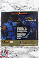 Storm Collectibles Mortal Kombat 3 Classic Sub-Zero Box 03