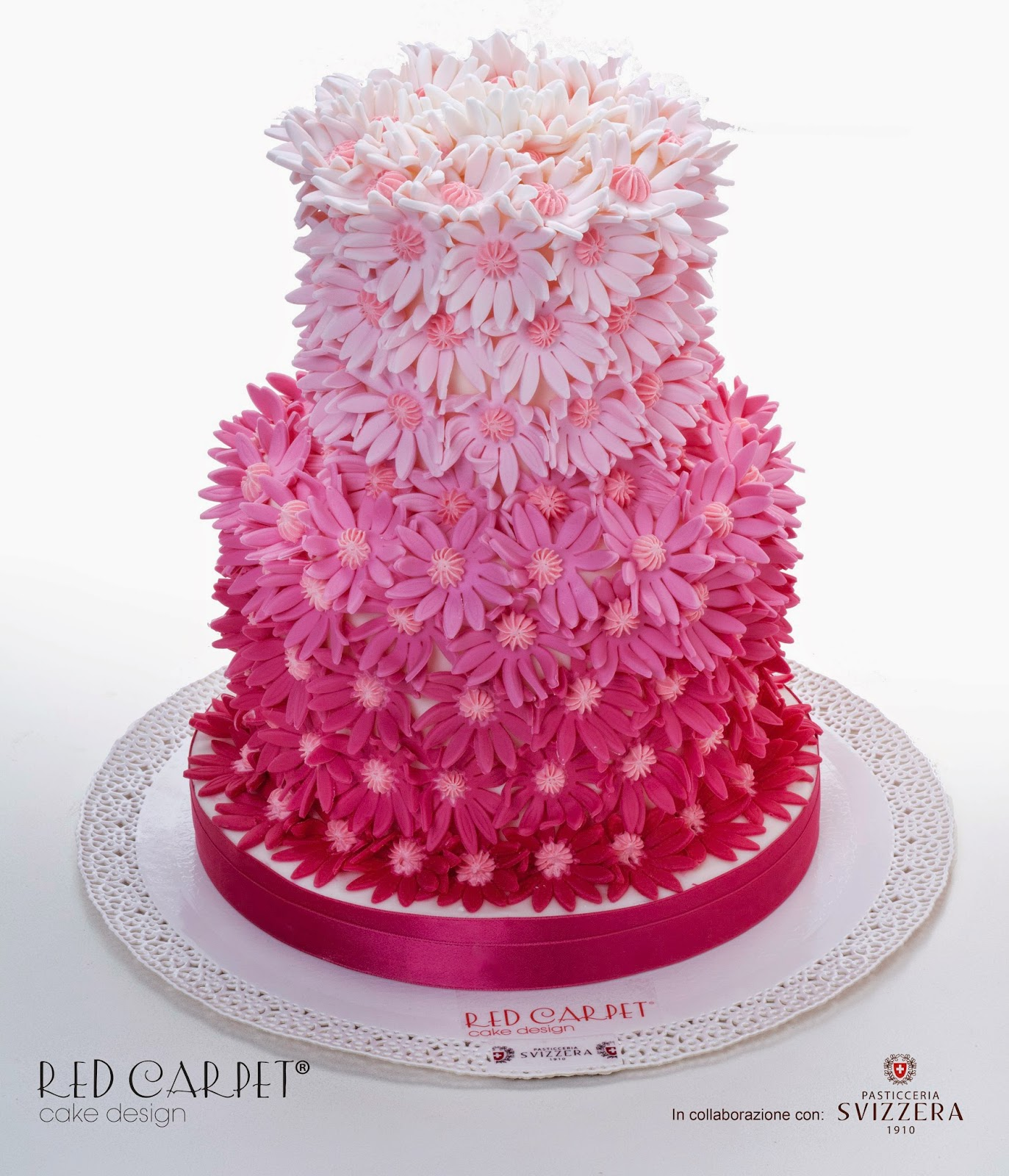 DAISY CAKES-by Red Carpet Cake Design® | Red Carpet Cake Design®