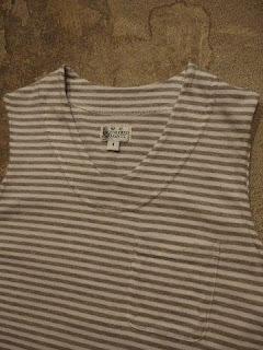 "FWK by Engineered Garments ""U Neck Top - St.Jersey"""