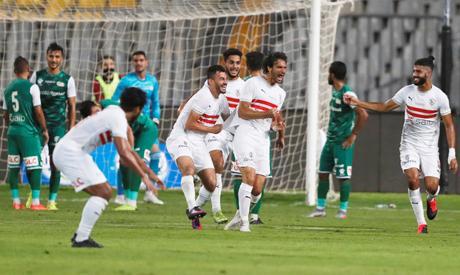مشاهدة مباراة الزمالك ونادي مصر