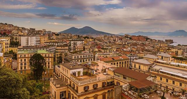 Roteiro de 1 dia em Nápoles