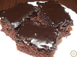 Prajitura negresa cu ciocolata reteta,