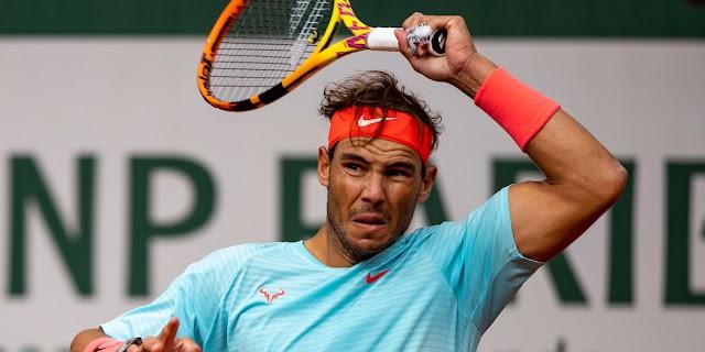 Rafael Nadal wins 1,000th ATP tour match