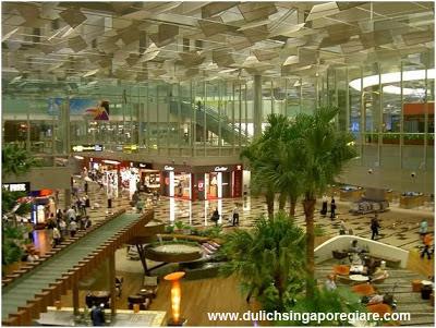 Sân bay quốc tế Singapore Changi