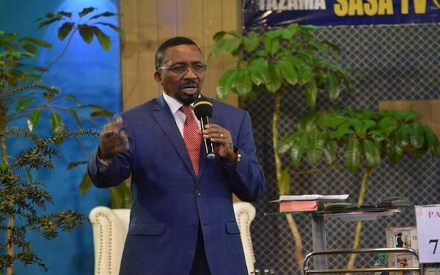 Neno Evangelism Centre founder Pastor James Maina Ng'ang'a talking about coronavirus in Kenya(Video below)