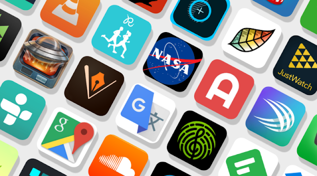 نظرة على أحدث تطبيقات الهواتف النقالة