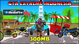 Download Game GTA EXTREME INDONESIA Android Offline Terbaru & Cara Install