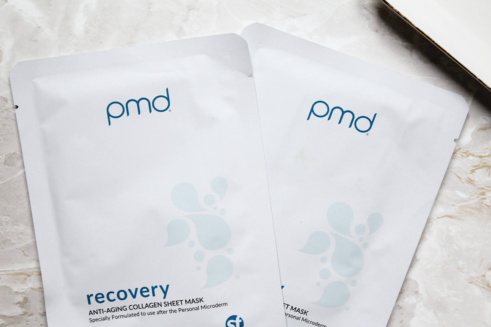 PMD Recovery Sheet Mask Review
