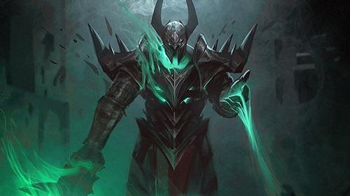 Tướng Mordekaiser chỉ trong League of Legends