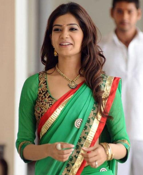 Samantha and Mahesh babu in Dookudu - Dookudu pics ...  Mahesh