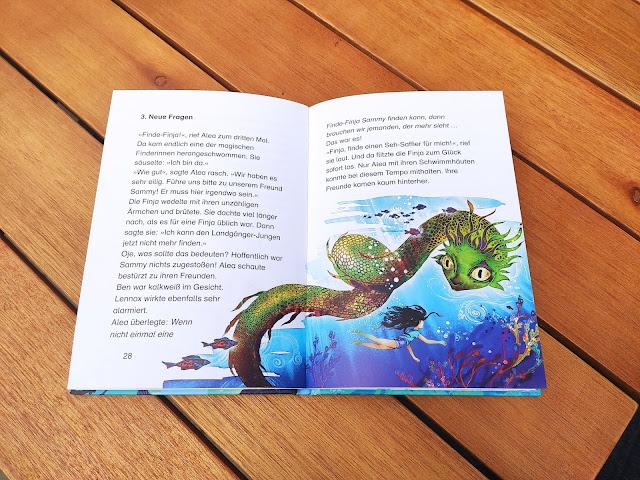 Oetinger Verlag: Alea Aquarius Erstlesebuch