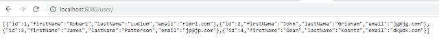 Spring WebFlux annotation based example