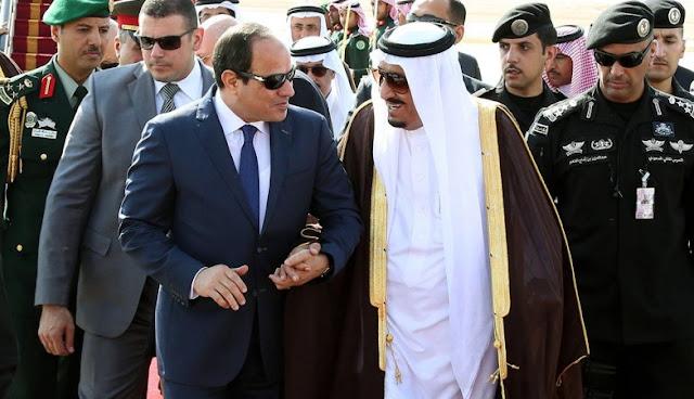 Sisi chegou ao poder com ajuda da inteligência saudita