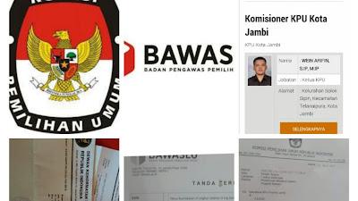 Surat Sekjend KPU RI Mandul, Sekretaris MPU Prov Jambi Berpolitik Heru: Demokrasi Terancam