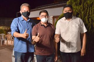 ANDRÉ FIGUEIREDO VISITA O CARIRI E OUTRAS CIDADE DO ESTADO