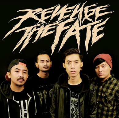 Download Lagu Revenge The Fate Full Album