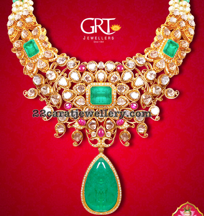 Pachi Necklace by GRT Jewellers