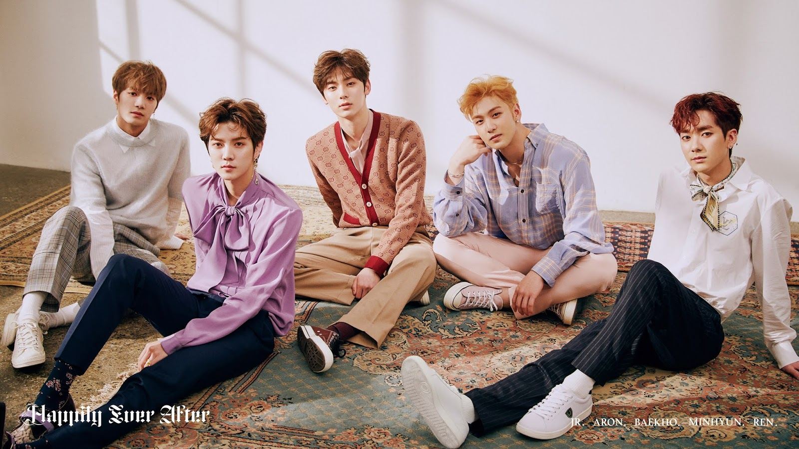 NU'EST Confirmed Comeback In Spring This Year