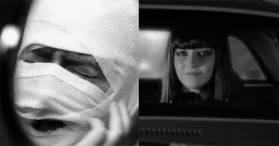La Sera- Real Boy / Drive On- Music Video - Tasty Grindhouse Noir
