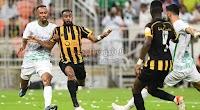 الاهلي يحسم الدربي بفوز علي الاتحاد بهدفين لهدف في الجولة التاسع من الدوري السعودي