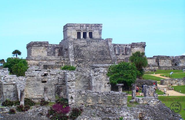 Parque arqueológico de Tulúm - Yucatán, México