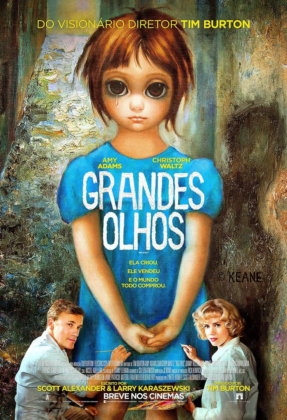 Grandes Olhos - HD 720p - Legendado
