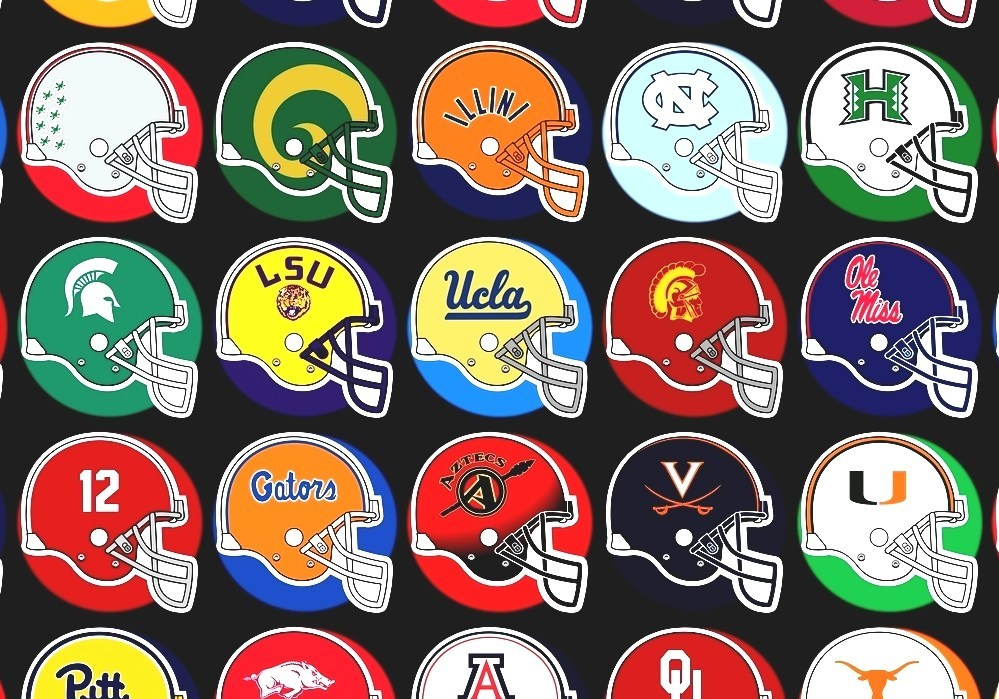 List Of NCAA Football Teams By Wins - Best College ...