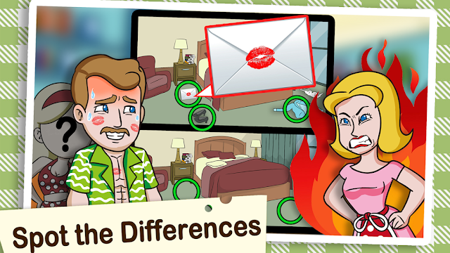 Screenshot Find The Differences Secret - Apcoid