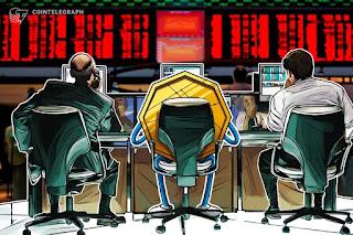 أسواق العملات المشفرة تسجّل خسائرو بيتكوين تحوم حول 11000 دولار