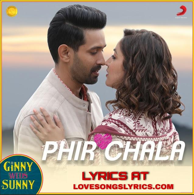 Phir chala lyrics in hindi