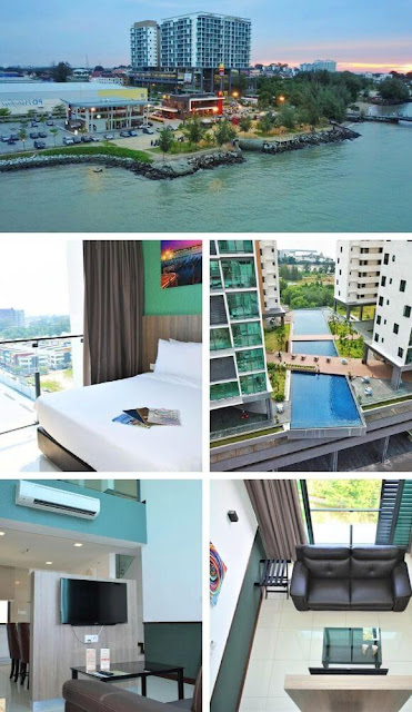 D' Wharf Hotel & Serviced Residence