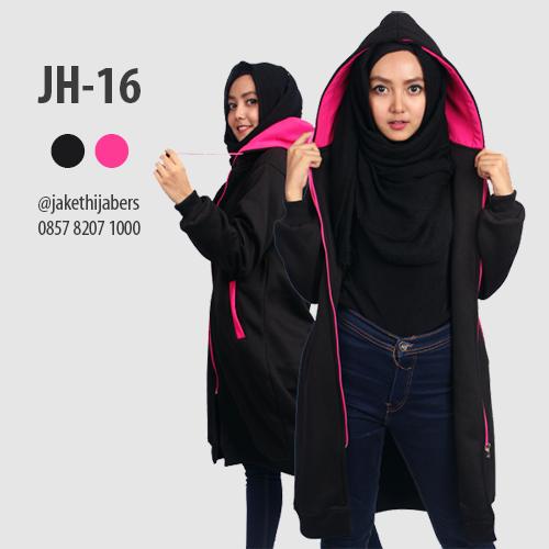 Jaket Hijabers