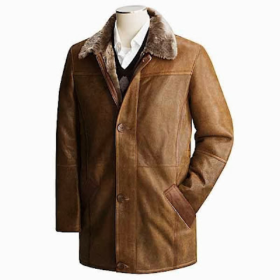 Shearling Coats For Men