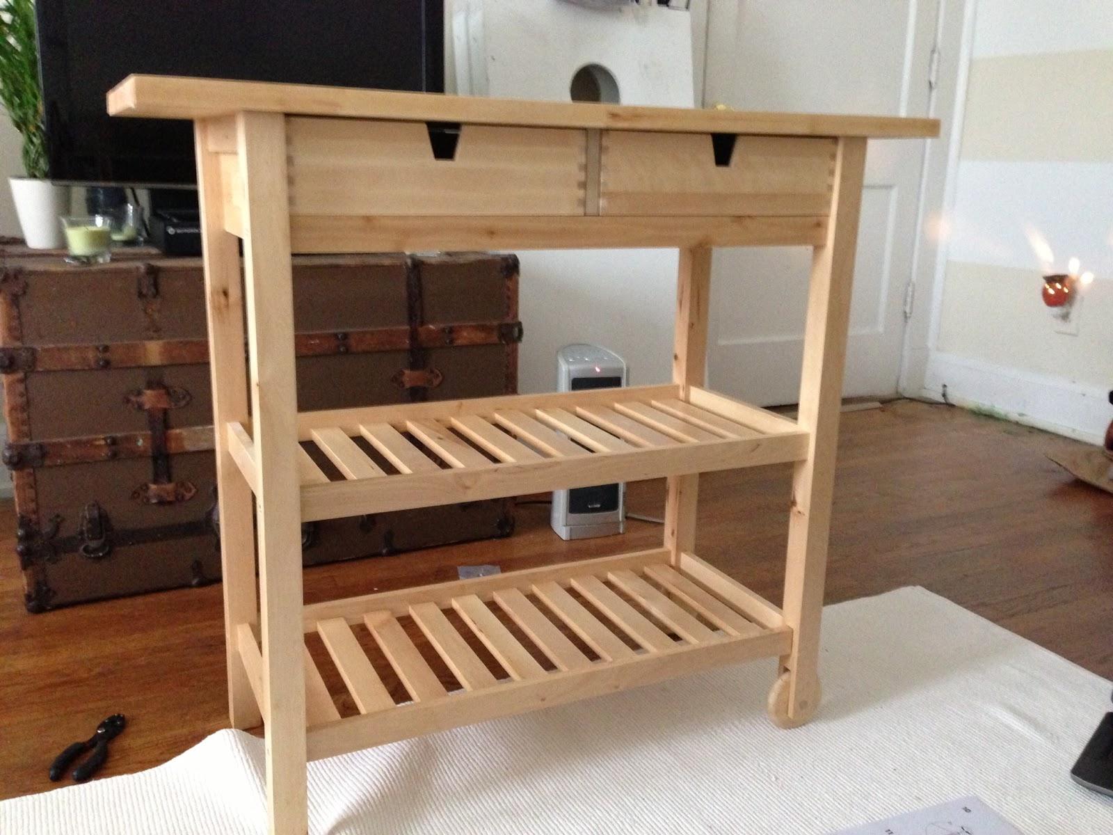 The Murphy's: Featured :: Megan's Ikea Hack! (Updated