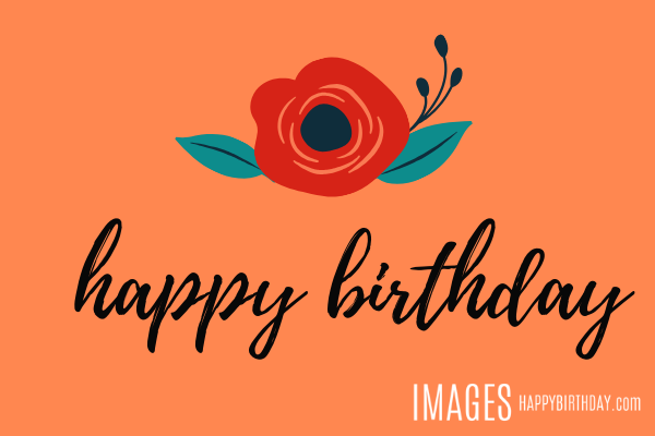 Happy Birthday Images for Free - ImagesHappyBirthday.com