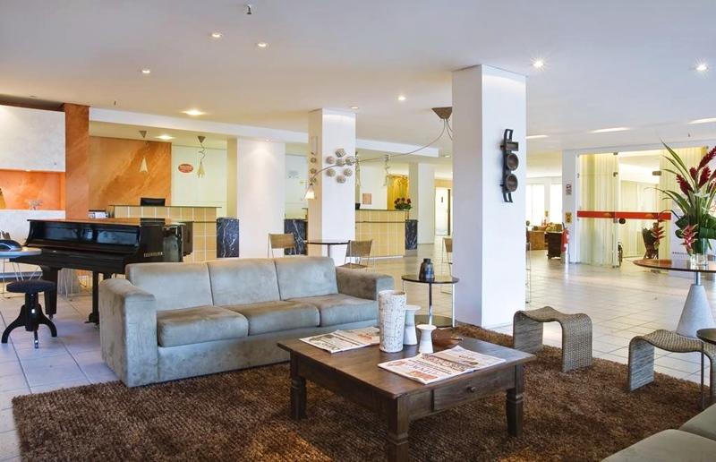 Hotéis para negócios em Fortaleza