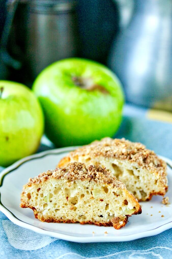 Apple Muffin Tops