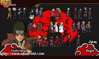 Download Naruto Senki NSLB by Ariyanto Apk